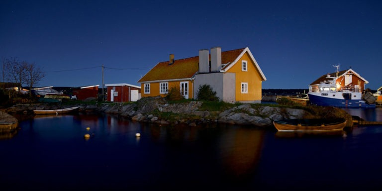 Gamle Rekefabrikken i Nevlunghavn