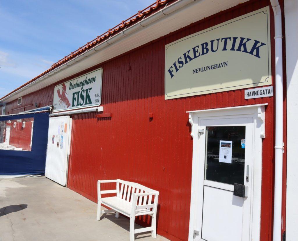 Her åpner fiskebutikken i Nevlunghavn igjen etter flere suksessrike måneder i fiskevogna