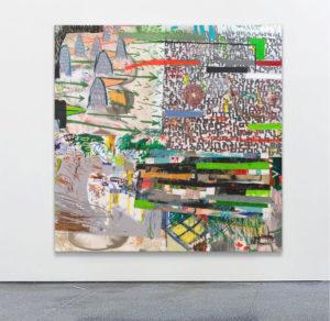 Kristin Hjellegjerde Gallery Rekefabrikken i Nevlunghavn. Separatutstillingen av den etiopiske kunstneren Wendimagegn Belete