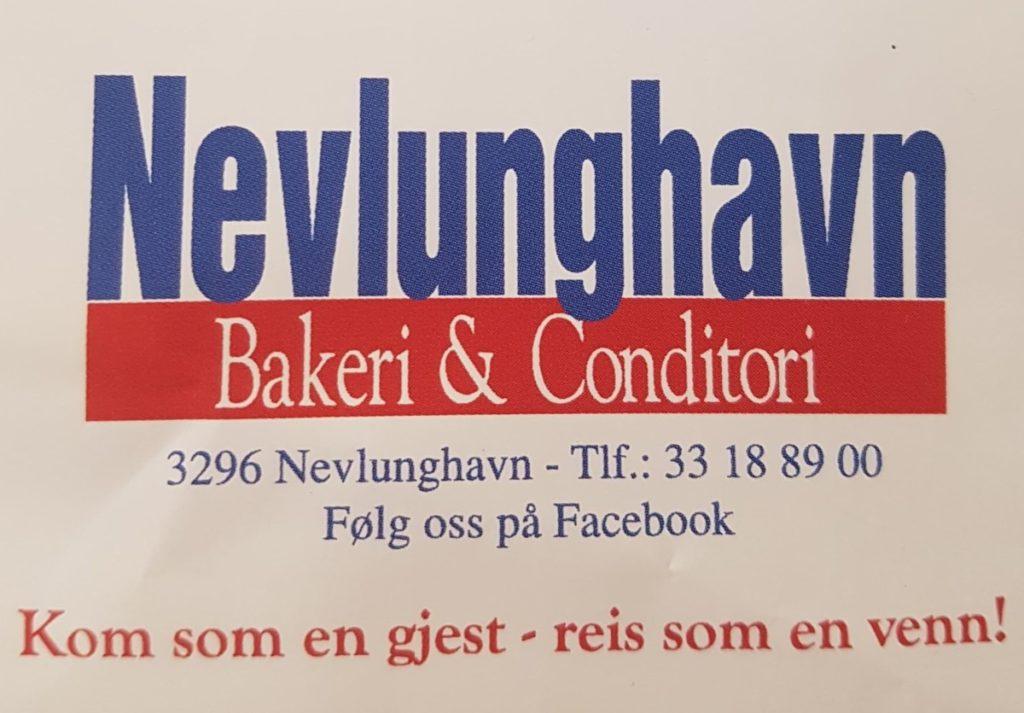 Nevlunghavn Bakeri & Conditori Logo