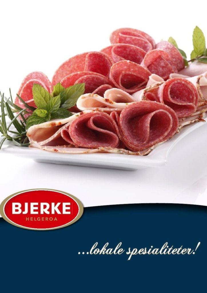 Lokalmat produsenten Bjerke