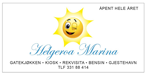 Marinaen i Helgeroa